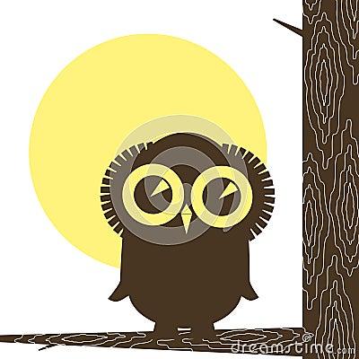 Free Owl Stock Image - 9138331