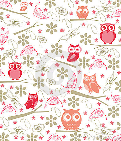 Free Owl Forest Royalty Free Stock Photo - 19884985