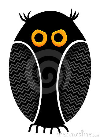 Owl Illustration Royalty Free Stock Photos - Image: 4517298
