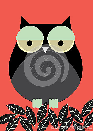 Owl /illustration