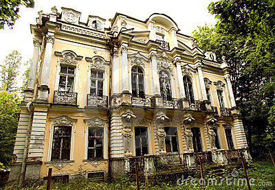 Own summer residence of  Russian tsar