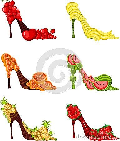 Owocowi buty