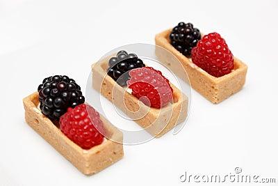 Owocowy tarta