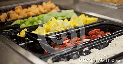 Owocowy warzywo