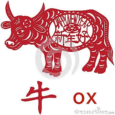 Free Ox Year Stock Photos - 3798073