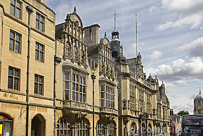 Oxford College, UK