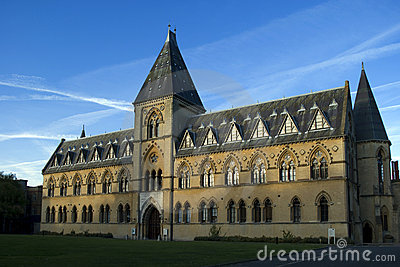 Oxford University Museum of Natural History, UK