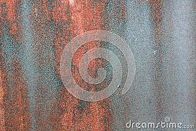 Oxide Iron Plate