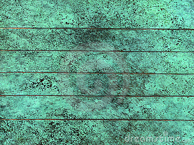 Oxidized copper texture