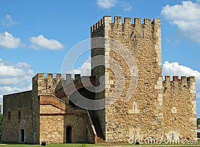 Ozama Fortress in Santo Domingo