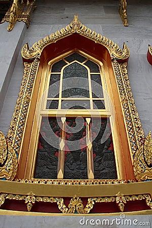 Ozdobny okno