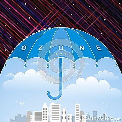 Ozon warstwa