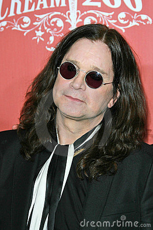Ozzy Osbourne Editorial Stock Image