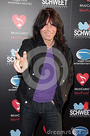 Ozzy Osbourne,Rudy Sarzo Editorial Photography