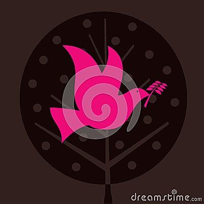 Pássaro da paz