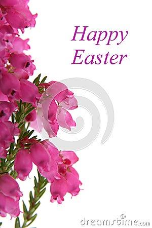 Pâques heureuse