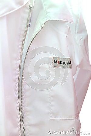 Płaszcz medyczny