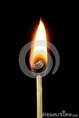 Płonący dopasowanie