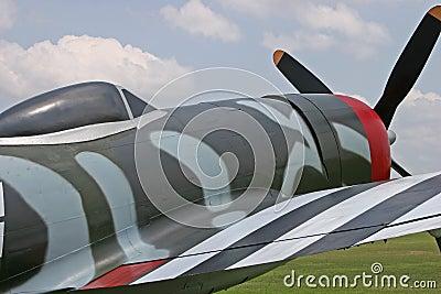 P-47 Thunderbolt fuselage