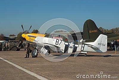 P-51  Editorial Photo