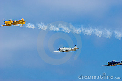 P-51 Mustang Demonstration
