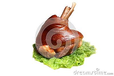 Pé da carne de porco