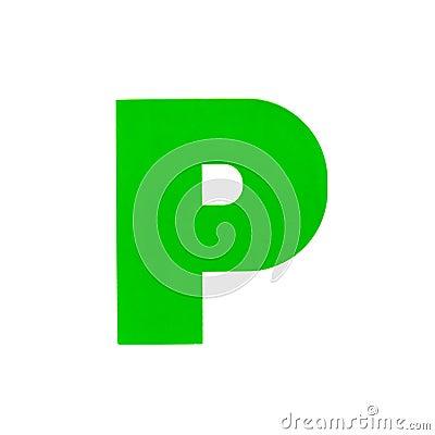 P Plate