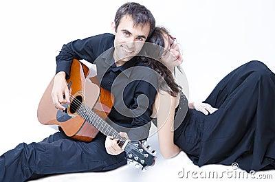 Paare der Liebhaber