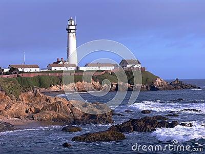 Pacific Coast Lighthouse