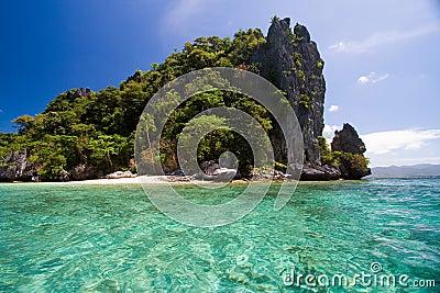 Pacific Desert Island ...
