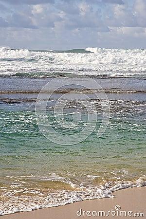 Pacific Ocean around Oahu