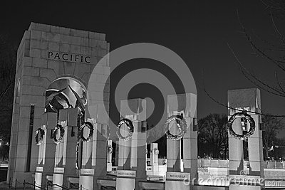 Pacific Pavilion of the World War II Memorial