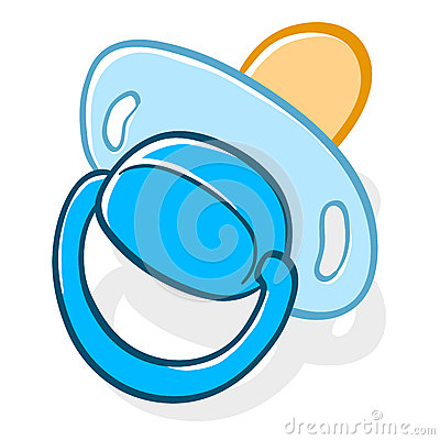 Pacifier Or Comforter Stock Photos - Image: 31818123