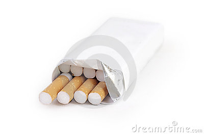 Pack of cigarette