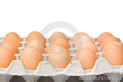 Pack of eggs