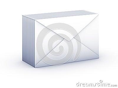 Pack envelopes