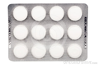 Pack of pills