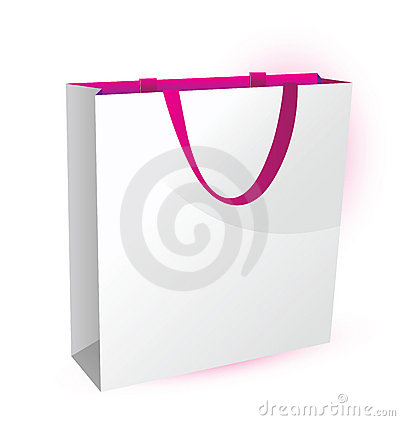 Package, a bag of paper, packaging