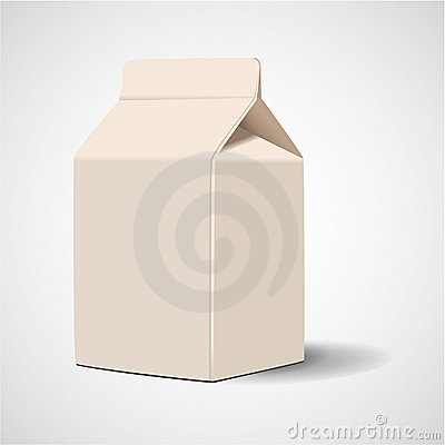 Package milk box
