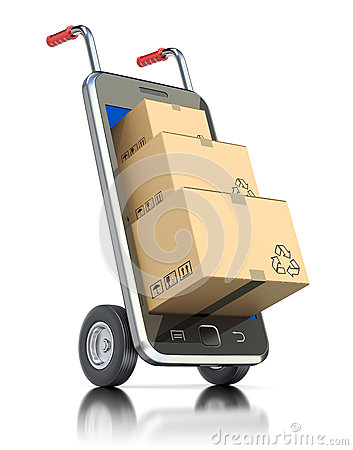 Package in the mobile
