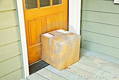 Package/Parcel at Door