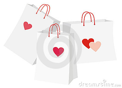 Packages with heart