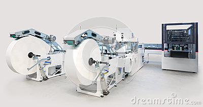 Packaging and printing machines