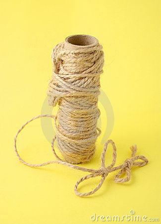 Packaging rope