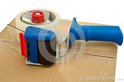Packaging Tape and Dispenser