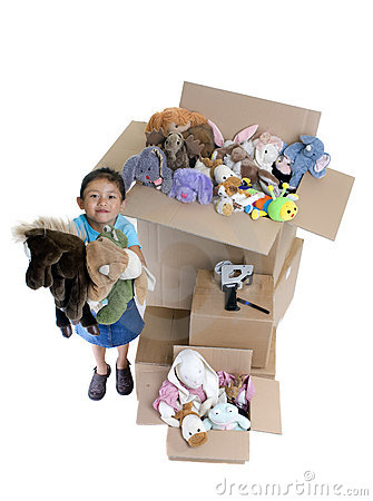 Free Packing Up Stock Photo - 3222890