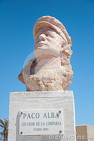 Paco alba