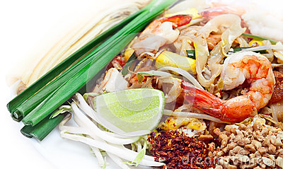Pad thai, Famous Thai Food