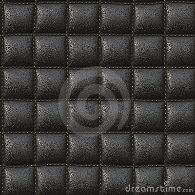 Padded Leather