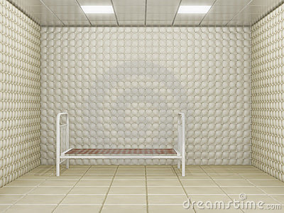 Padded room